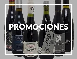 promociones de vinos en vinoteca leneas