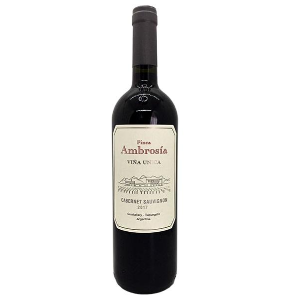 vino ambrosía viña única cabernet sauvignon vino tinto