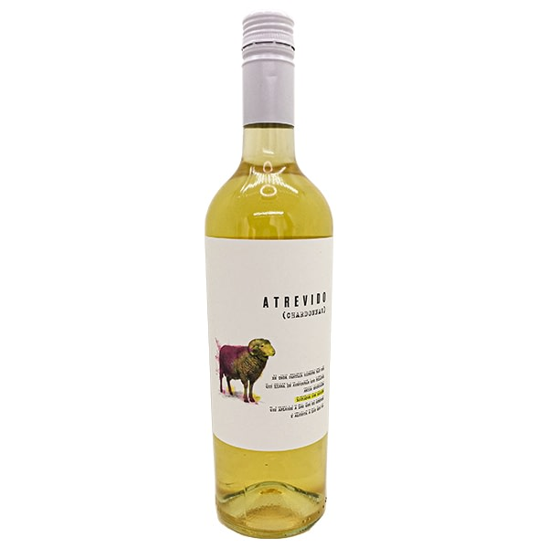 vino blanco atrevido chardonnay