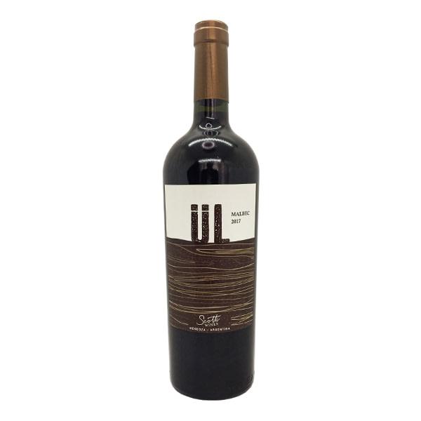 vino tinto ül malbec de scotti wines