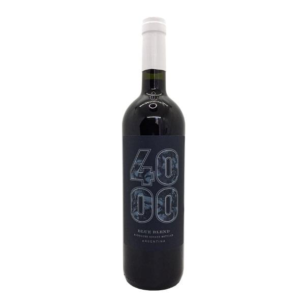 vino 4000 reserva blue blend de bodega budeguer