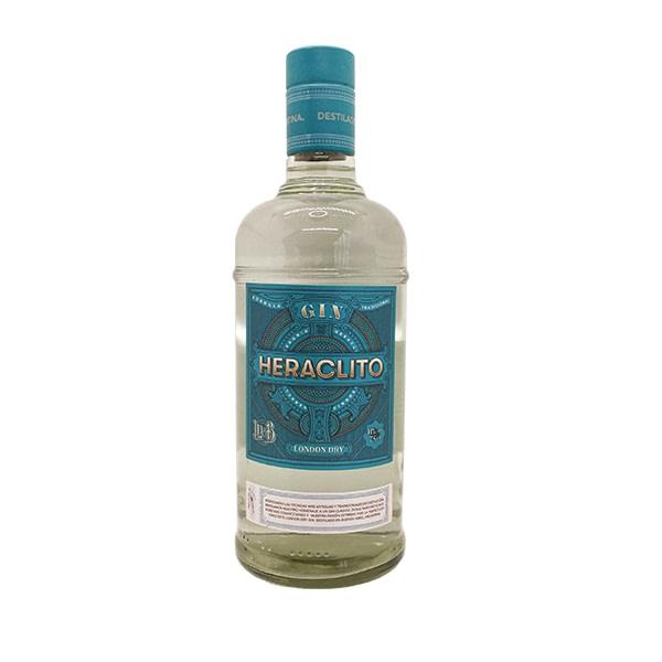gin heráclito london dry gin