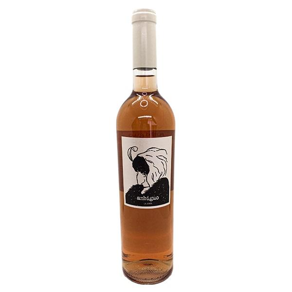 vino rosado ambiguo la joven rose de malbec