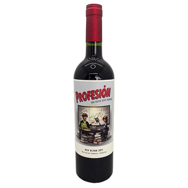 vino profesion red blend