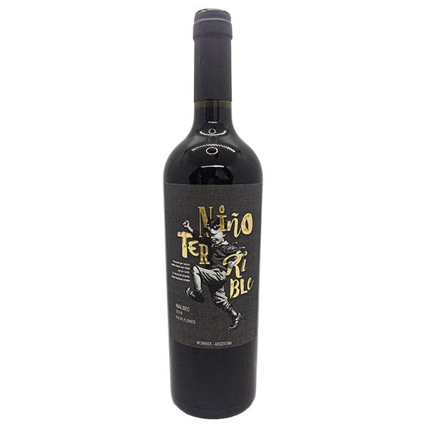 vino niño terrible malbec