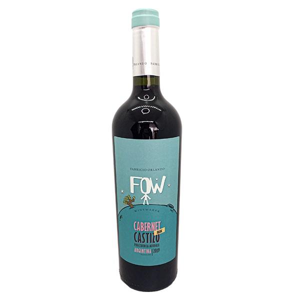 vino fow castizo cabernet franc