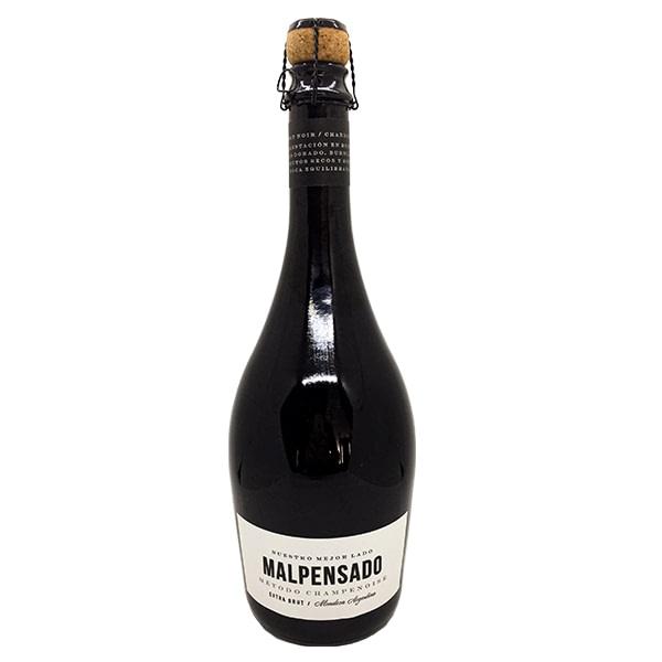 vino espumante malpensado extra brut pinot noir