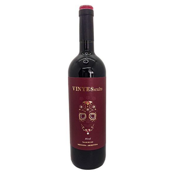 vino vinyes ocults blend