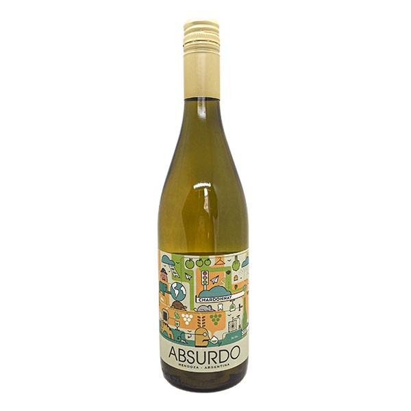 vino absurdo chardonnay