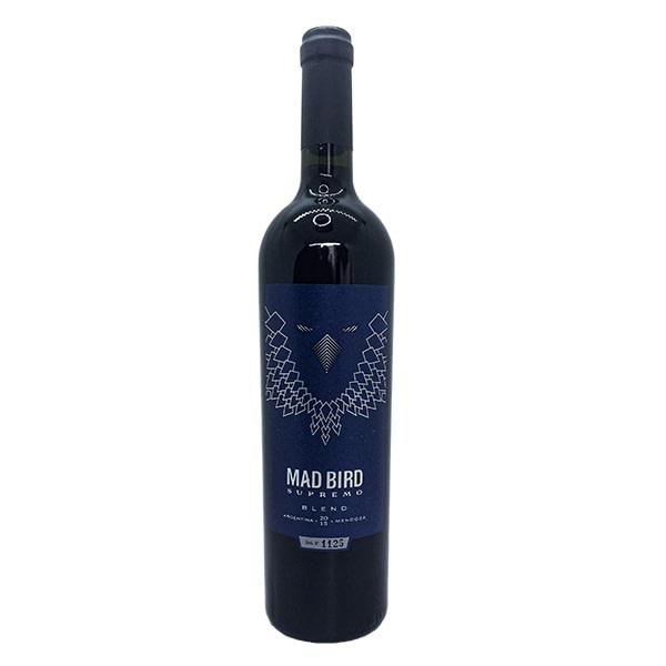 vino mad bird supremo blend