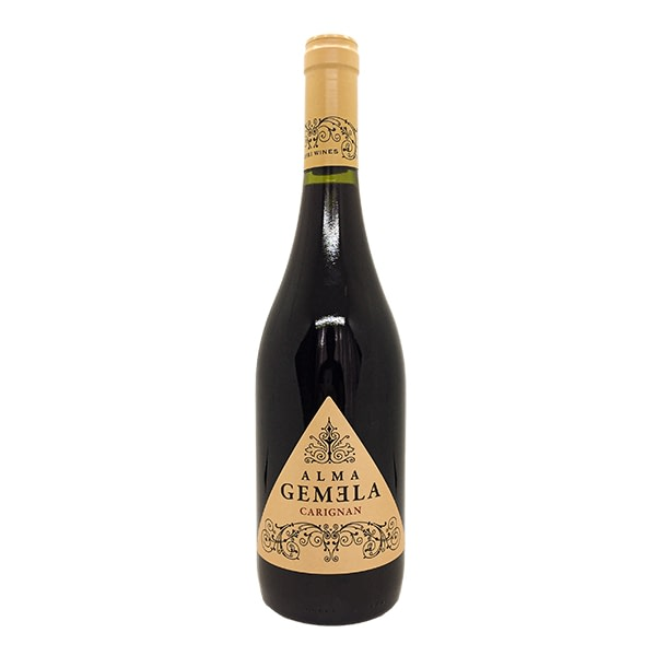 vino alma gemela carignan de onofri wines