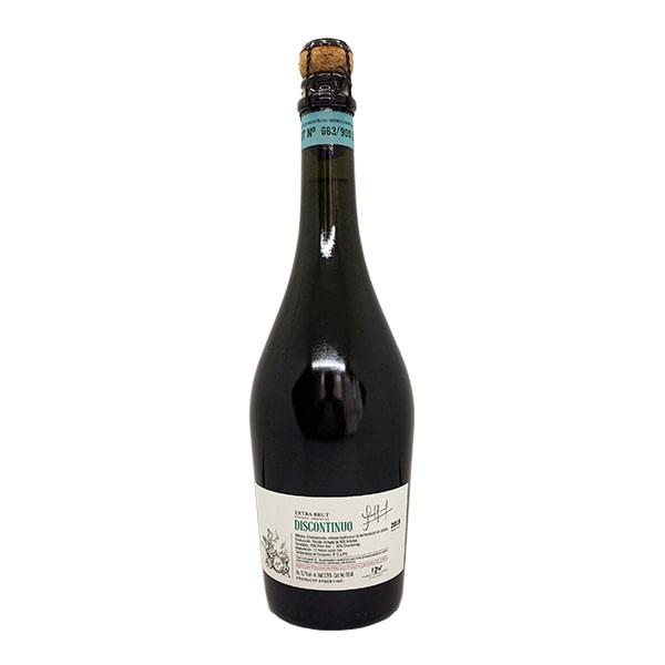 vino espumante fow discontinuo extra brut
