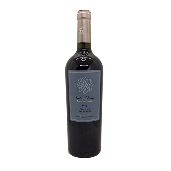 vino paso de piedra cabernet sauvignon de viña alicia