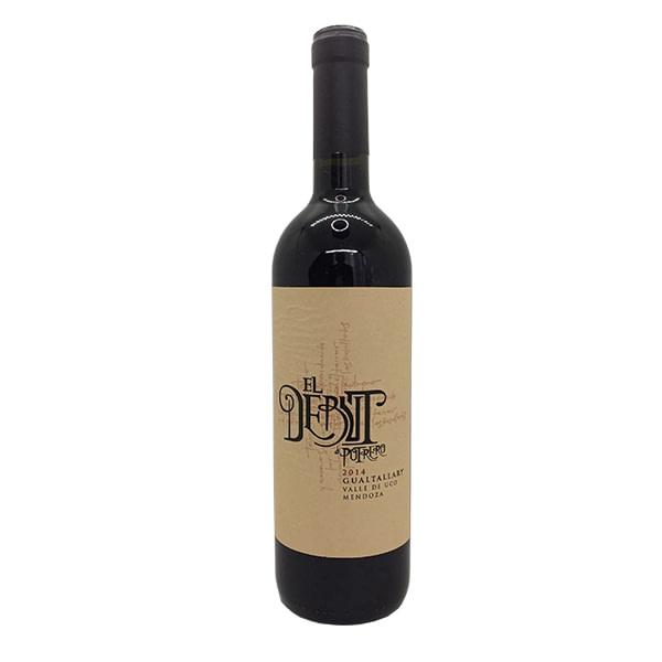 vino el debut de potrero blend de vinos de potrero