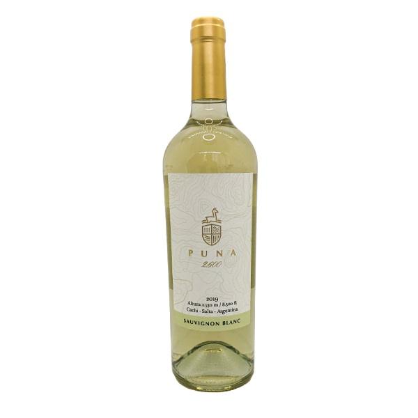 vino puna 2600 sauvignon blanc