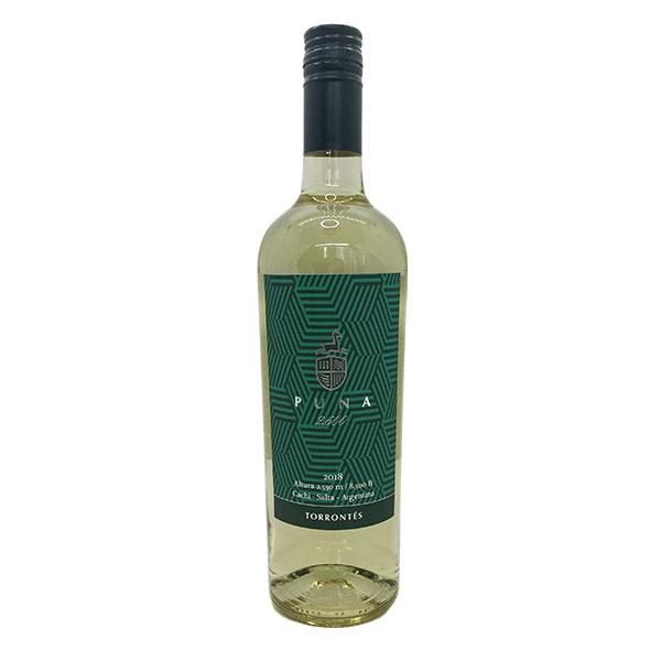 vino puna 2600 torrontés