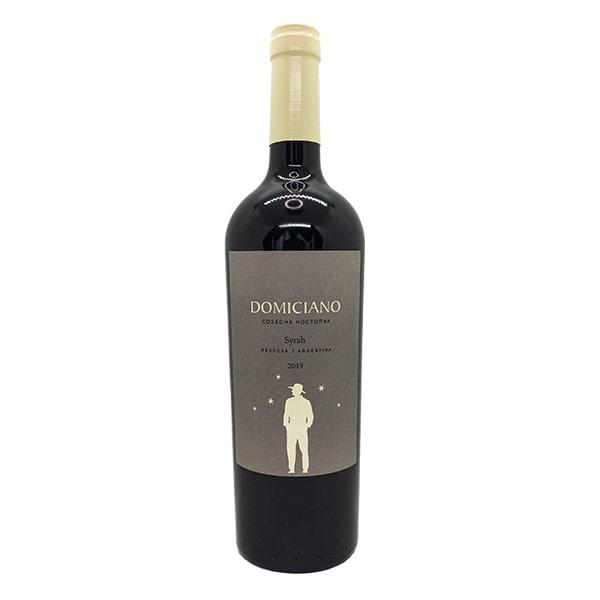 vino domiciano cosecha nocturna syrah