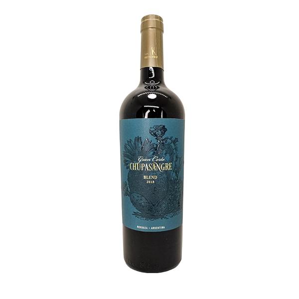 vino chupasangre gran corte blend de familia kretschmar