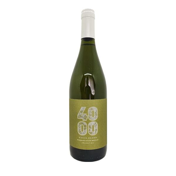 vino 4000 white blend de bodega budeguer