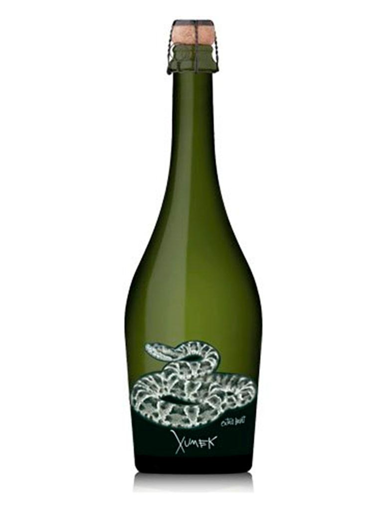 vino espumante xumek extra brut