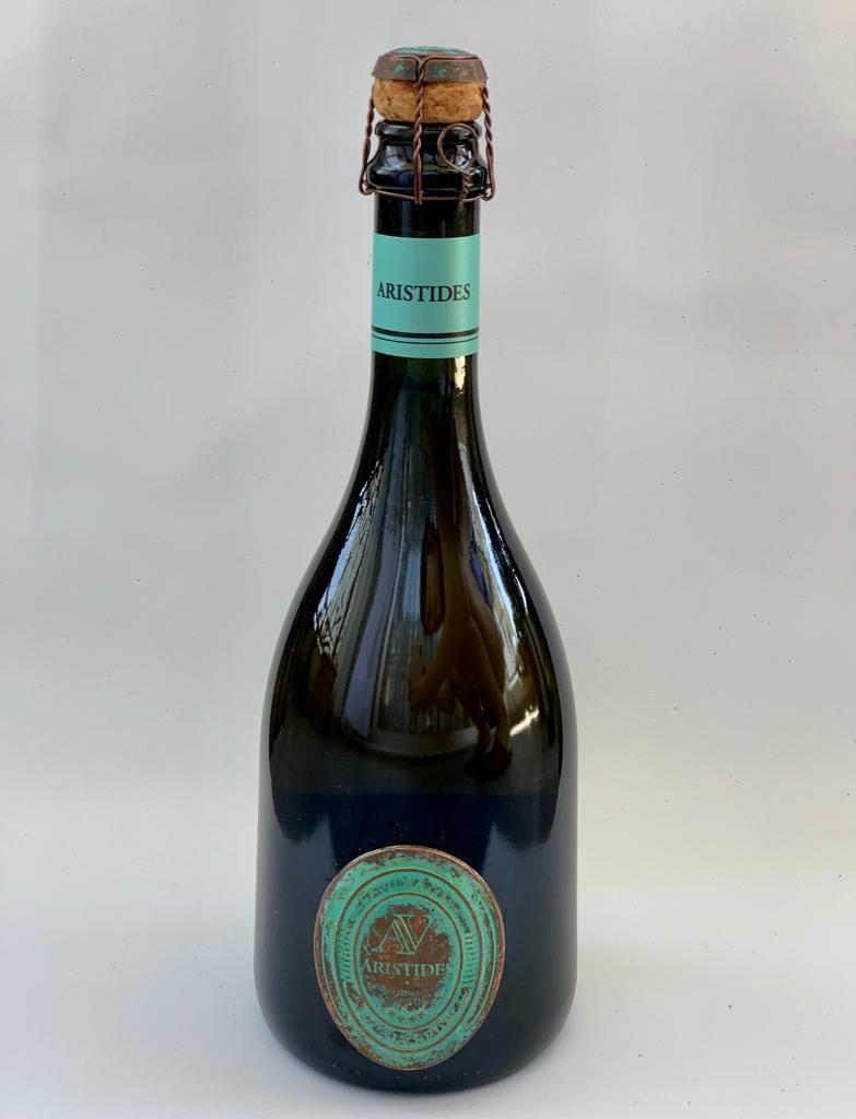 vino aristides ícono extra brut