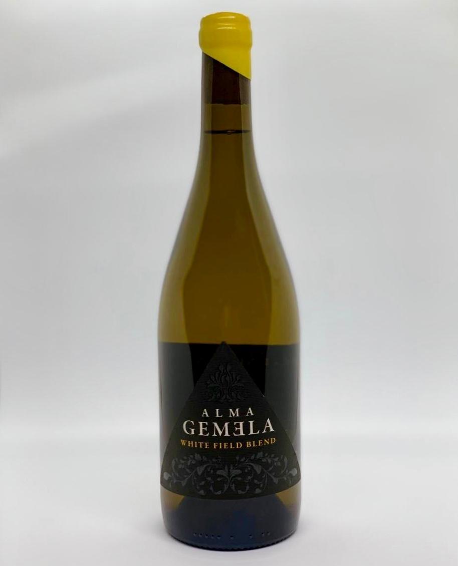 vino alma gemela white field blend