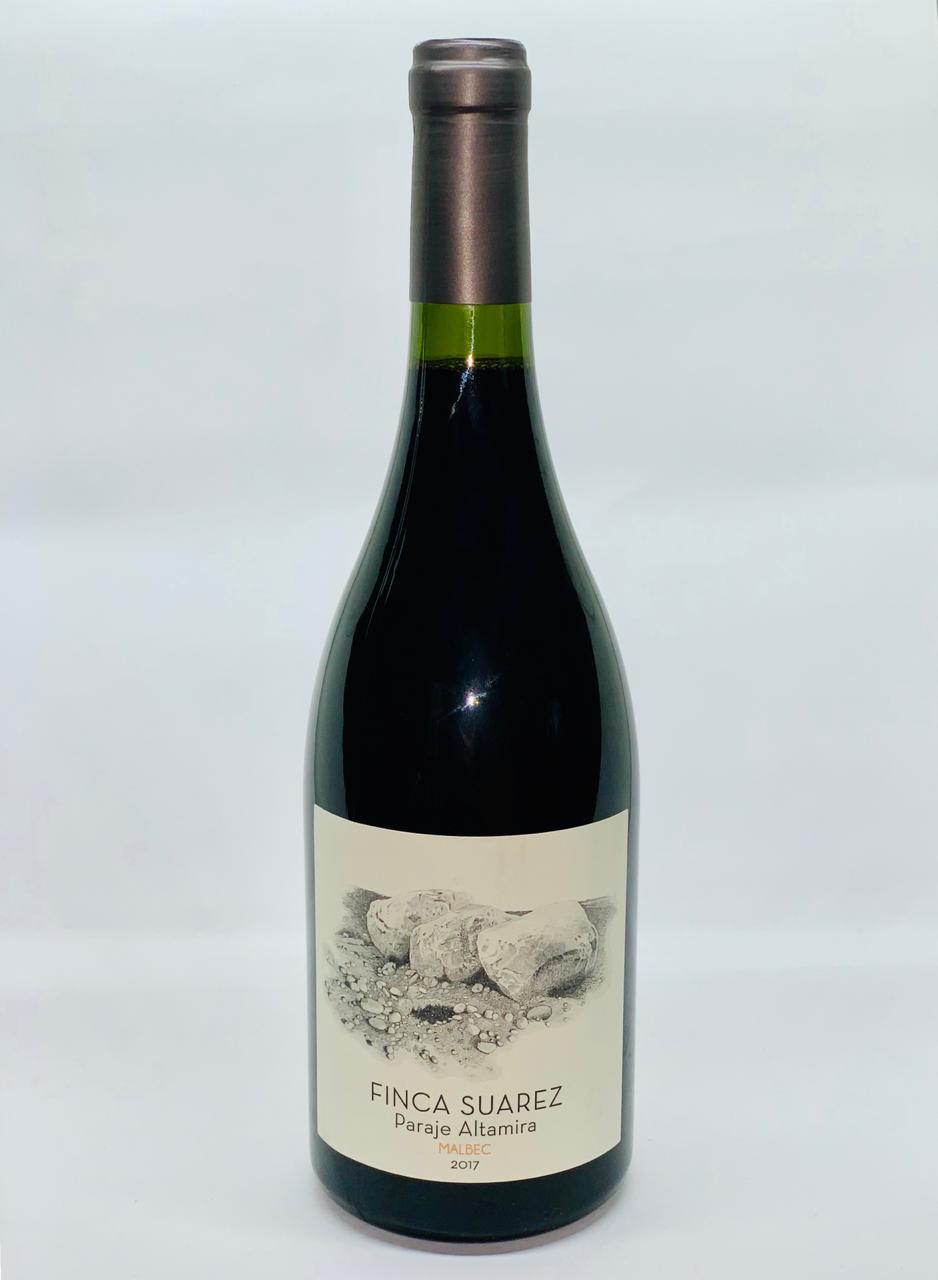 finca suárez malbec es un vino tinto malbec