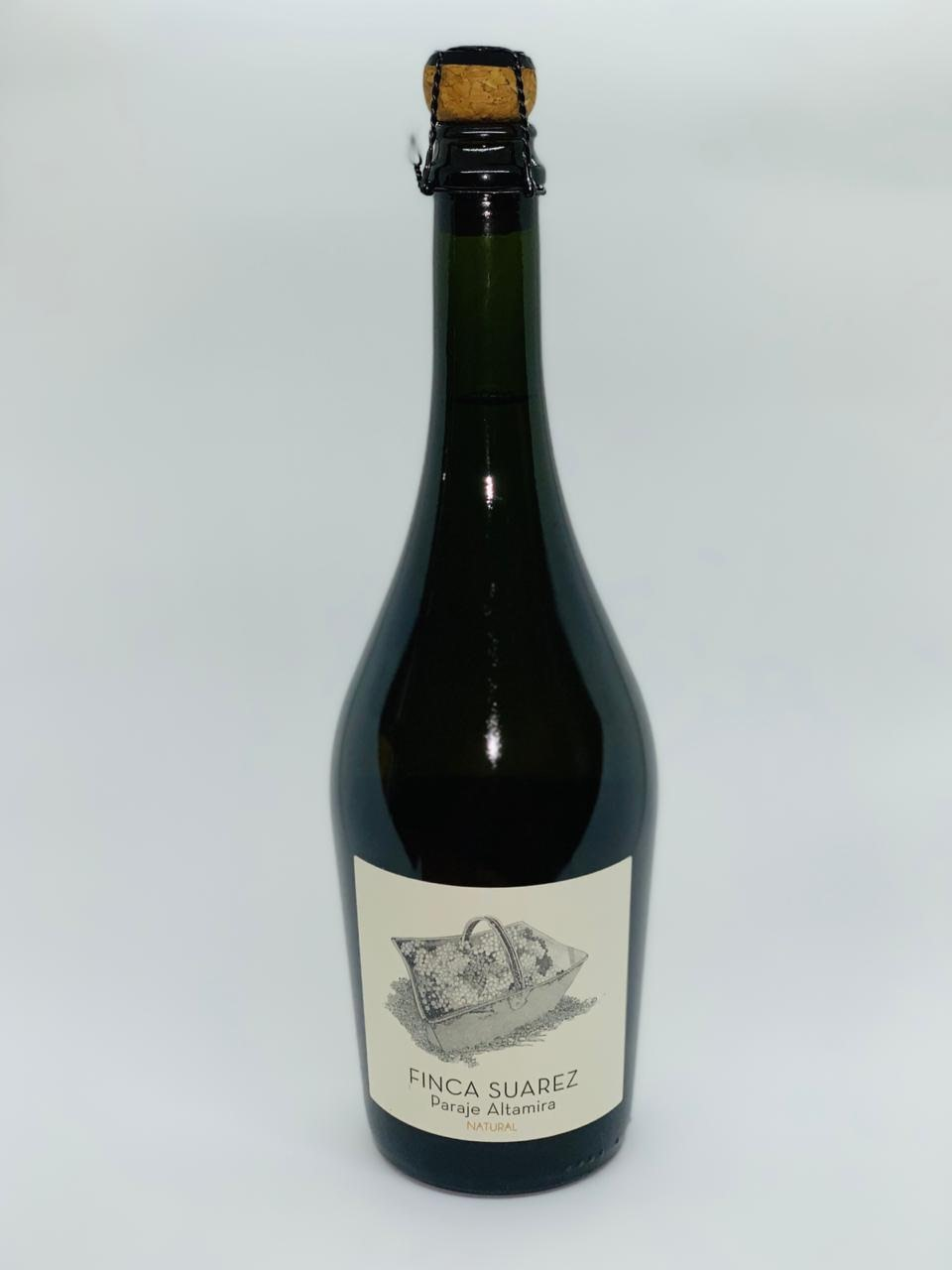 vino finca suárez espumoso natural vino espumante