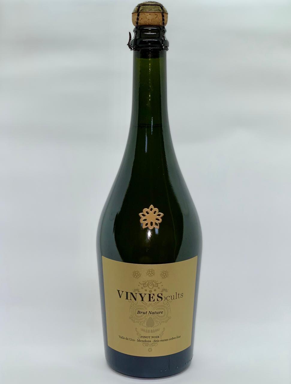 vino espumante vinyes ocults brut nature